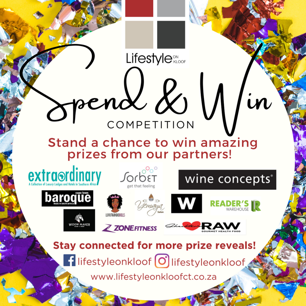 Lifestyle on Kloof Spend & Win