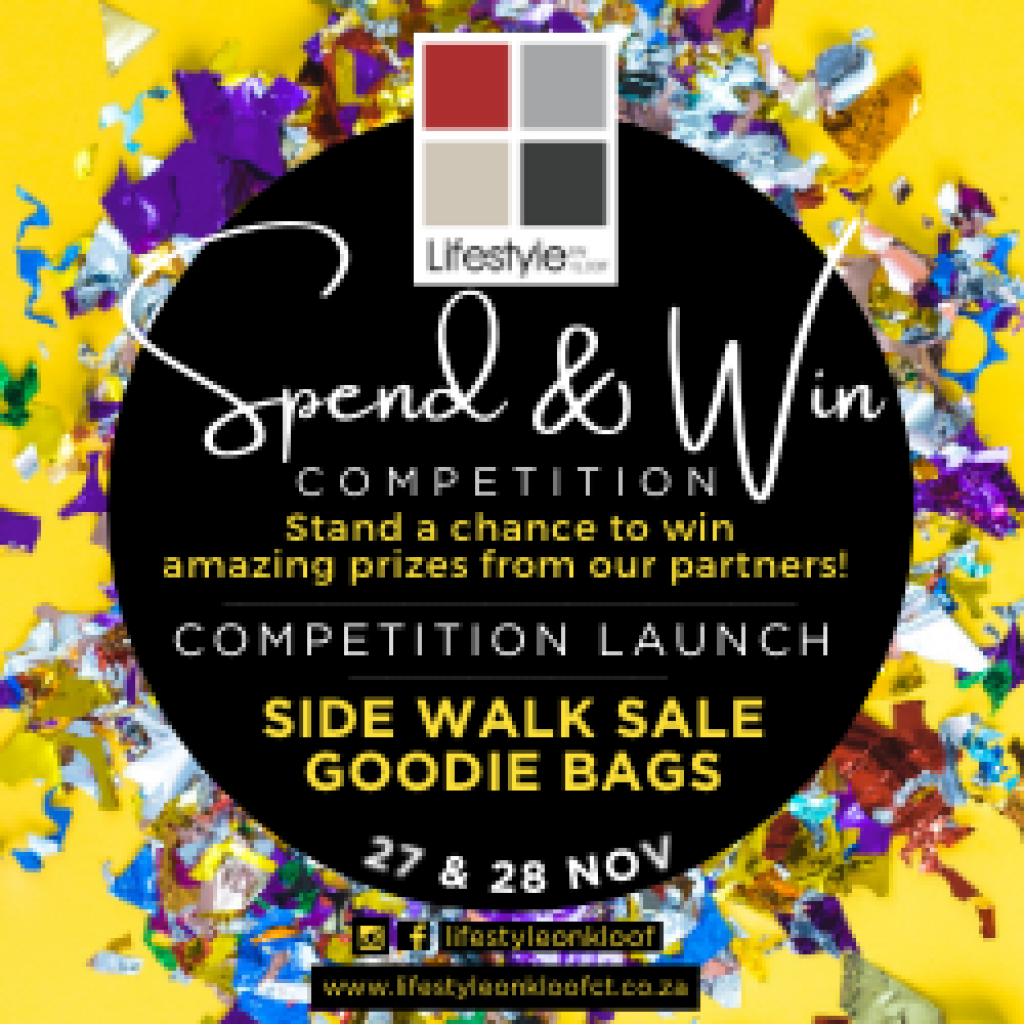 Lifestyle On Kloof Spin & Win 2020